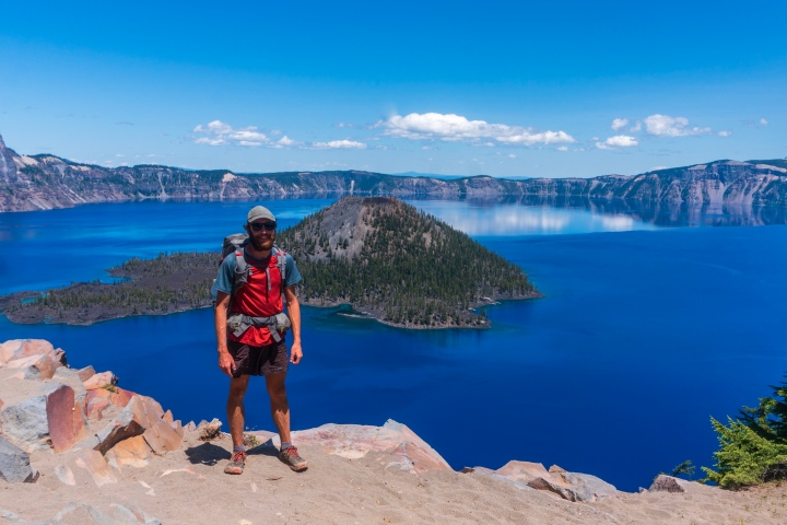 PCT Tag 106- 114: Crater Lake & Three SistersWilderness